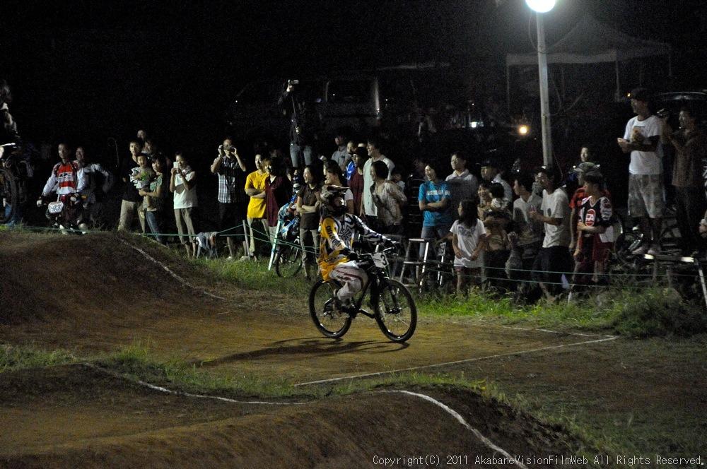 "11\""JOSF JAPAN Open Night Race VOL4:MTBエリート決勝 動画有り_b0065730_10244539.jpg"