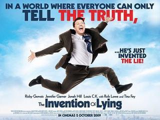 ウソから始まる恋と仕事の成功術 The Invention of Lying_e0040938_13184324.jpg