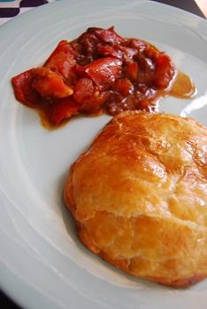 鶏のパイ_e0120938_16121841.jpg