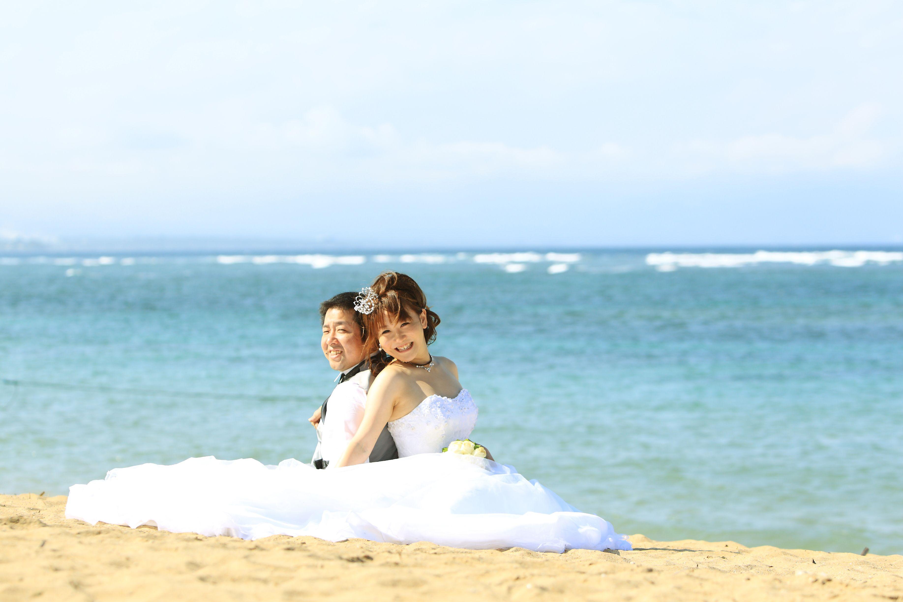 バリ島ウエディング・ロケーションフォト ~ビーチフォト編~_d0239242_1327938.jpg