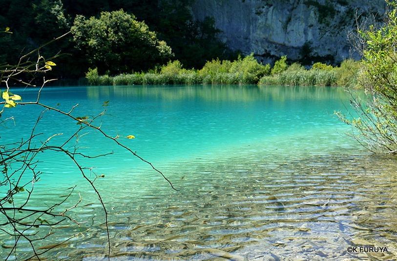 プリトヴィツェ湖群 国立公園 _a0092659_2381767.jpg