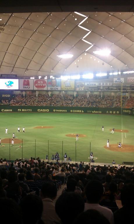 東京ドーム ラストゲーム_a0168274_1344504.jpg