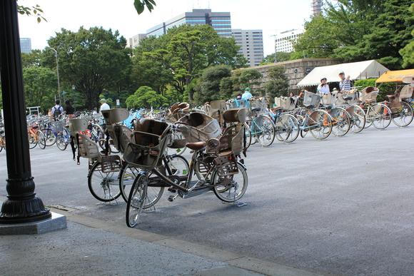 3人乗り自転車の練習へ : ふた ...