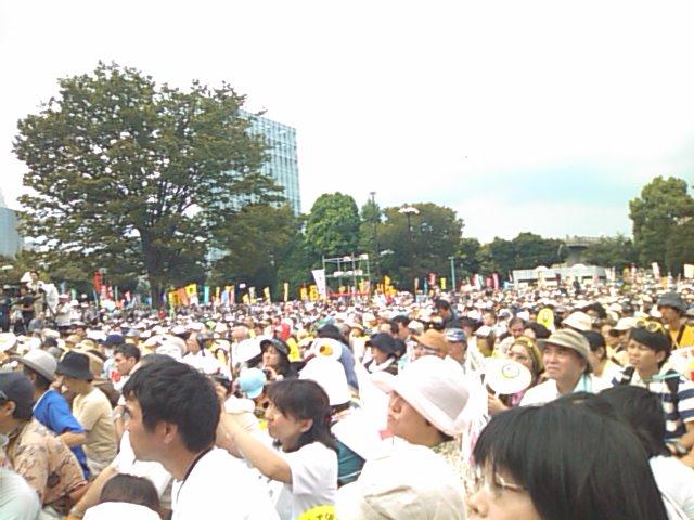 さようなら原発5万人集会_e0068696_21294863.jpg