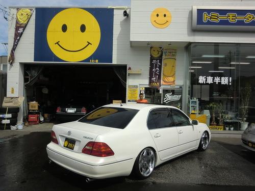 店長のニコニコブログ!F井様 30セルシオ ご成約☆_b0127002_204337.jpg