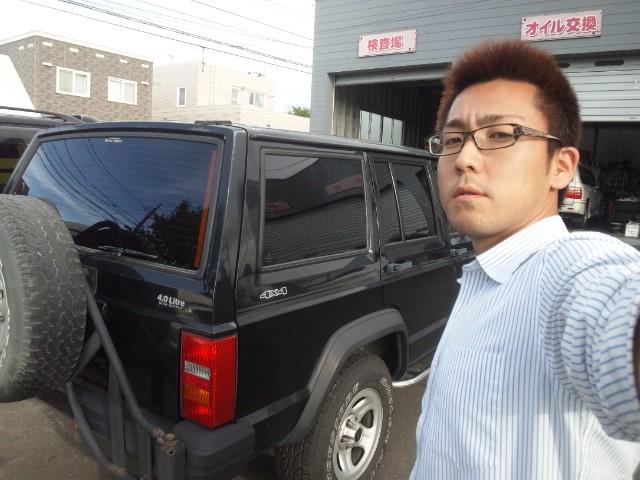 店長のニコニコブログ!F井様 30セルシオ ご成約☆_b0127002_2117392.jpg