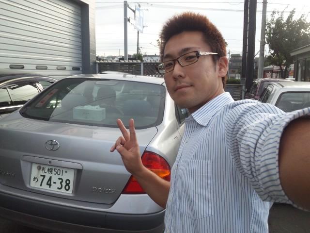 店長のニコニコブログ!F井様 30セルシオ ご成約☆_b0127002_21201285.jpg
