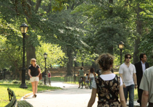 初秋のセントラルパークをお散歩してリラックス_b0007805_836885.jpg