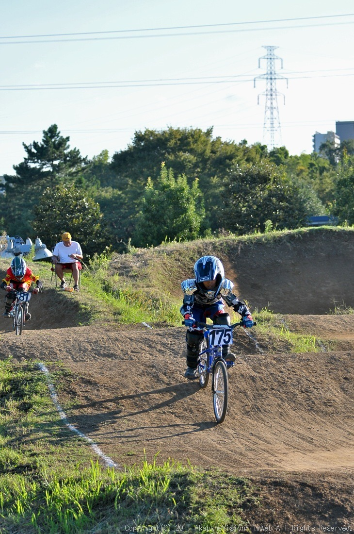 "11\""JOSF JAPAN Open Night Race VOL18:予選その3_b0065730_22292042.jpg"