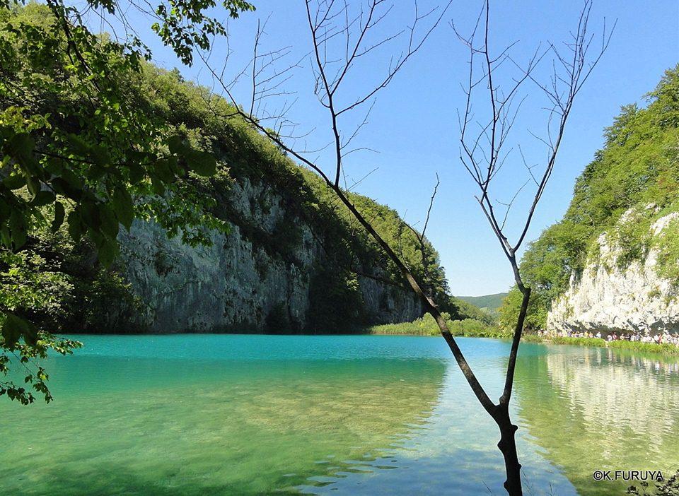 プリトヴィツェ湖群 国立公園 _a0092659_20165247.jpg