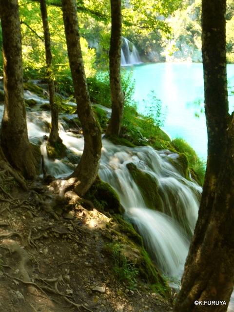 プリトヴィツェ湖群 国立公園 _a0092659_21381957.jpg