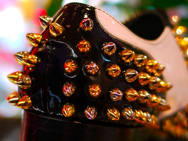 STUDS DRESS SHOES_d0181776_21504575.jpg