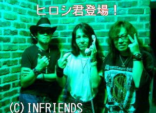 ②infix【JT-PROJECT】初ライブ無事終了。皆様に感謝とありがとうを!!_b0183113_11471338.jpg