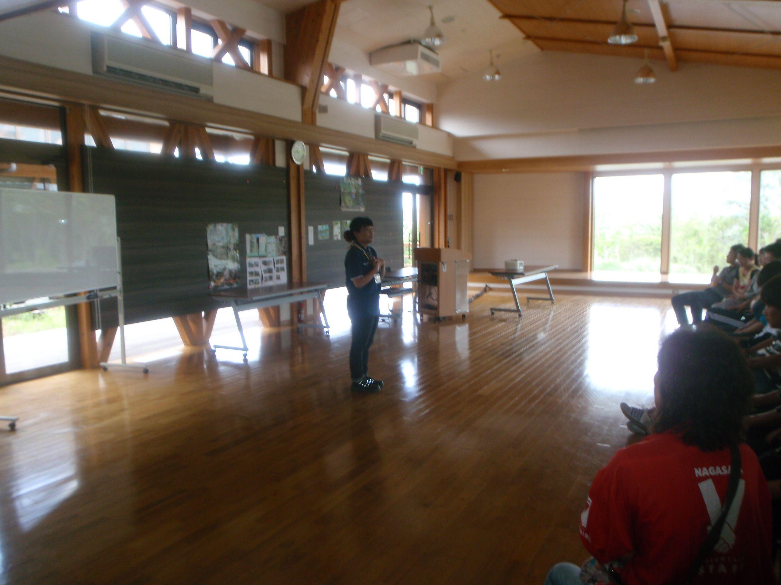 長崎国際大学 観光研修_f0121321_15444439.jpg