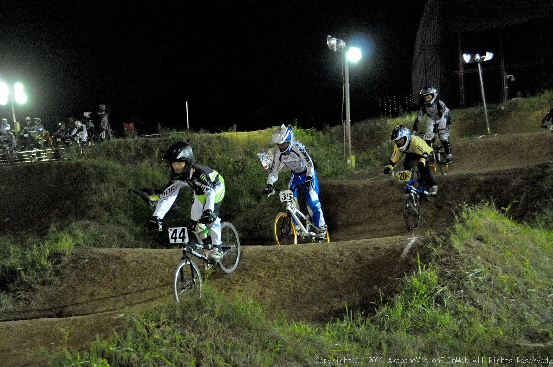 "11\""JOSF JAPAN Open Night Race VOL23:予選その8 夜_b0065730_18105148.jpg"