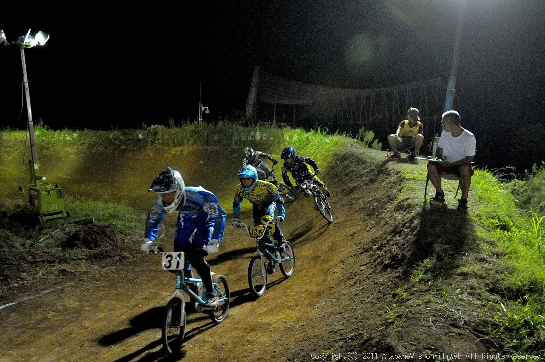 "11\""JOSF JAPAN Open Night Race VOL23:予選その8 夜_b0065730_18123849.jpg"