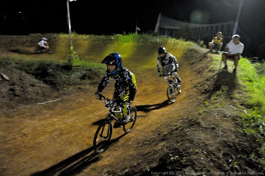 "11\""JOSF JAPAN Open Night Race VOL23:予選その8 夜_b0065730_18124867.jpg"