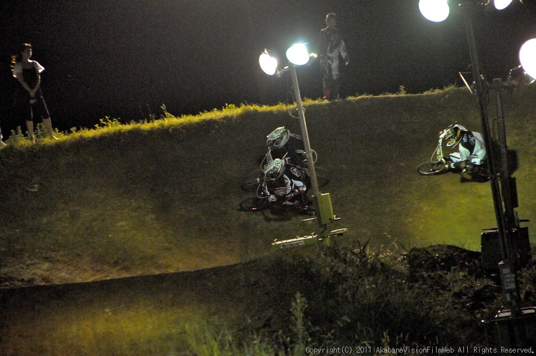 "11\""JOSF JAPAN Open Night Race VOL23:予選その8 夜_b0065730_1813533.jpg"