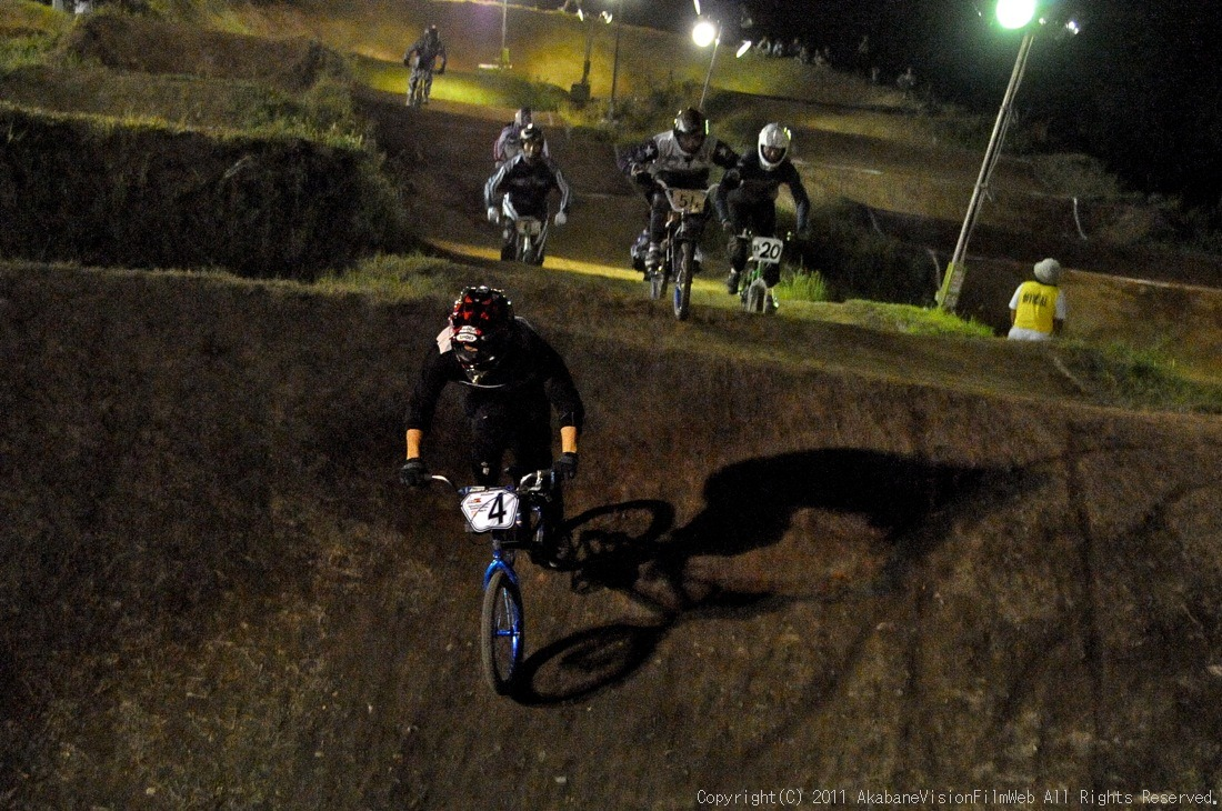 "11\""JOSF JAPAN Open Night Race VOL23:予選その8 夜_b0065730_18151828.jpg"