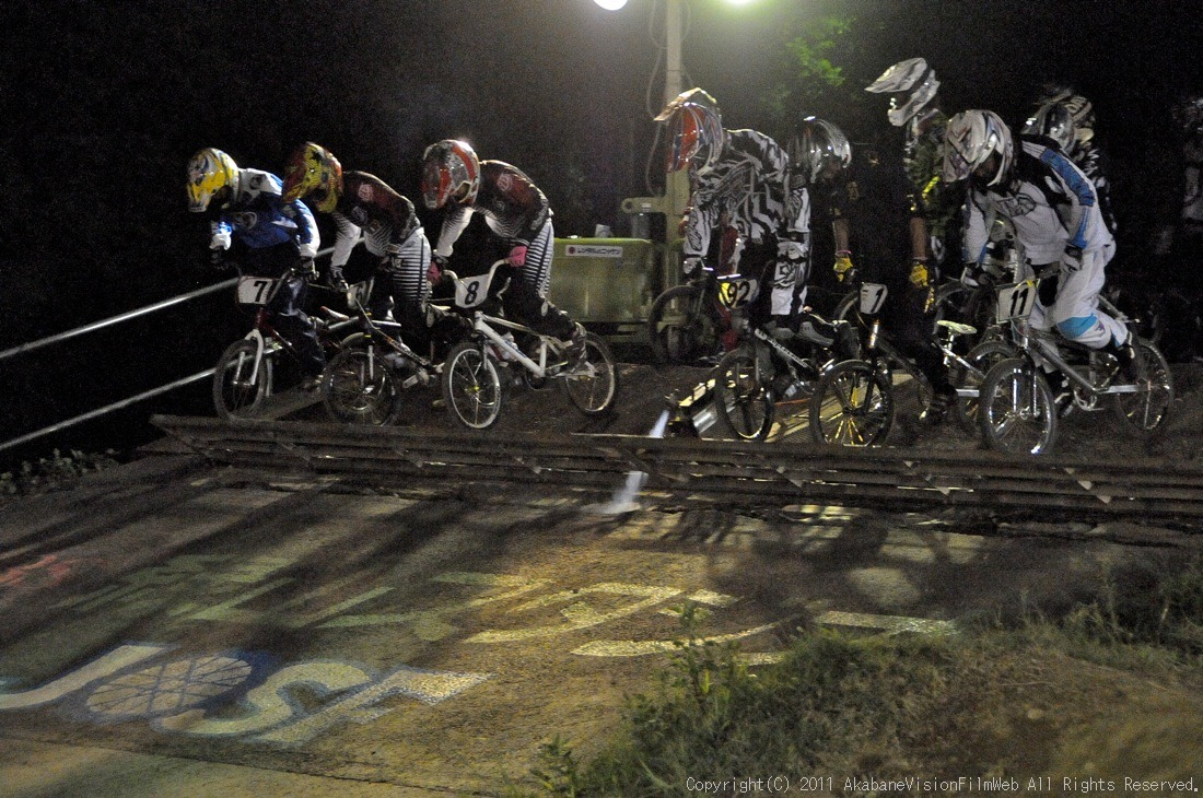 "11\""JOSF JAPAN Open Night Race VOL23:予選その8 夜_b0065730_18155961.jpg"