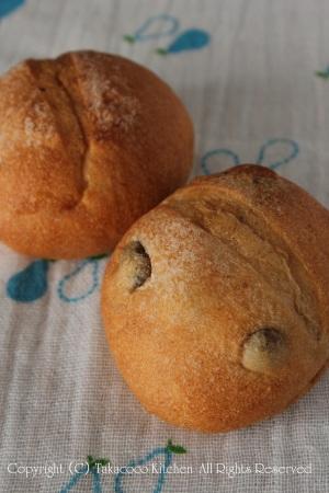 自家製酵母のしあわせパン教室ブラウニーに通い始めました♪_a0165538_9415313.jpg