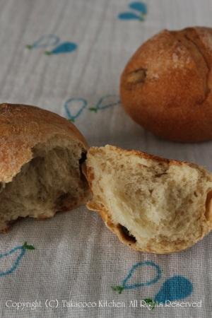 自家製酵母のしあわせパン教室ブラウニーに通い始めました♪_a0165538_951010.jpg