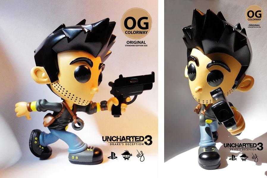 さらに、Uncharted Nathan Drake。_a0077842_9502974.jpg