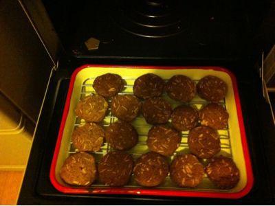110921 台風でクッキー作り♪_f0164842_16542469.jpg