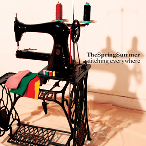 話題の新星、TheSpringSummerが1stミニアルバムをリリース_e0197970_13143218.jpg