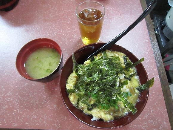 マルナカ / まかないから生まれたホルタマ丼_e0209787_2204096.jpg