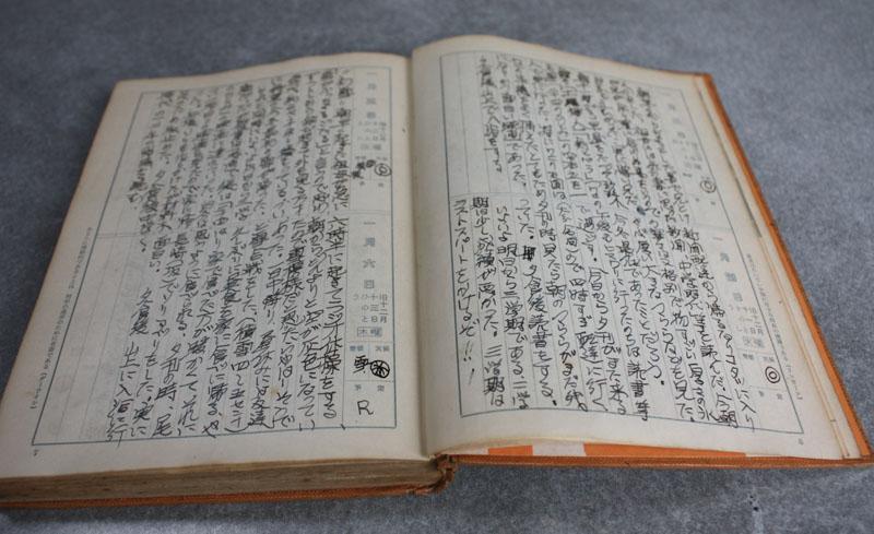 56年前のボクの日記を見つけた_b0114798_1654364.jpg