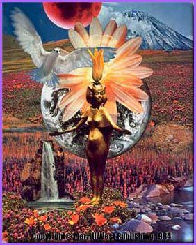 すべての命に優しい世界 大アルカナ3 Empress_f0228000_5252010.jpg