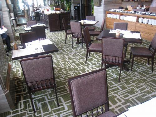 8月 神戸旧居留地オリエンタルホテル MAIN DINIINGで朝食_a0055835_15594191.jpg