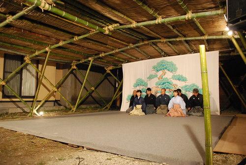 祭り当日!〜竹のパビリオン編〜_a0232235_0551876.jpg