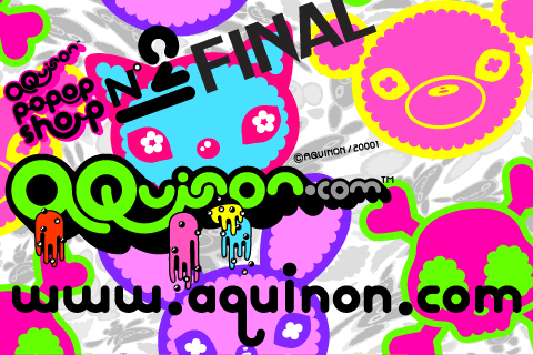AQUINON POPOP SHOP No2 ★FINAL9/19~25_f0196753_19294843.jpg