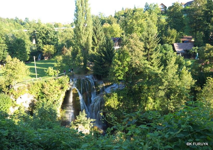 滝の村 SLUNJ_a0092659_2342524.jpg
