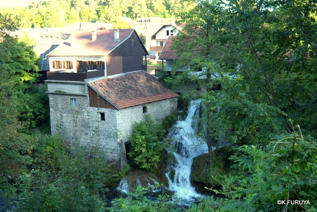 滝の村 SLUNJ_a0092659_23432929.jpg