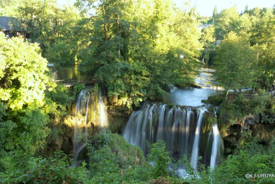 滝の村 SLUNJ_a0092659_2343295.jpg