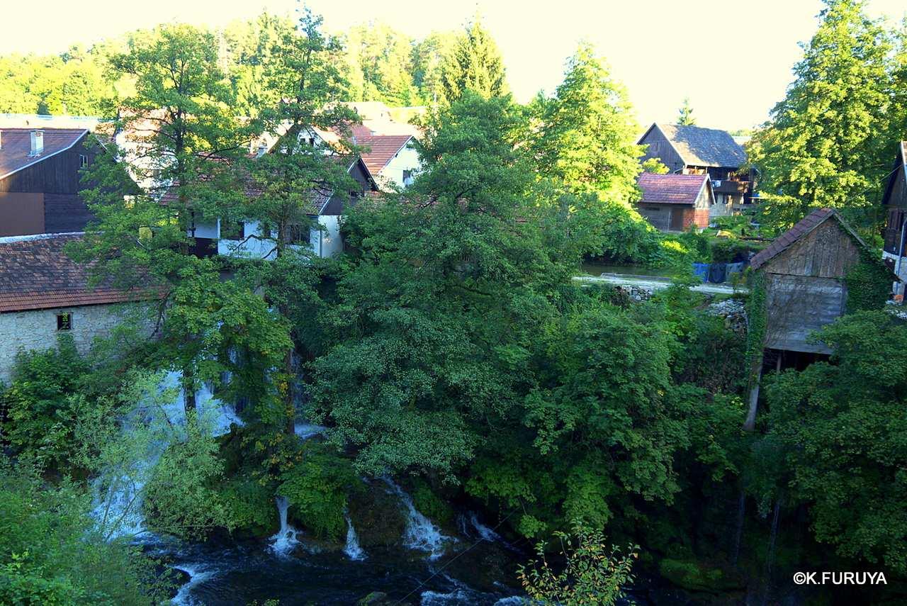 滝の村 SLUNJ_a0092659_23434240.jpg