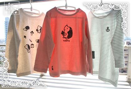 可愛いTシャツたち*_a0139874_15102070.jpg