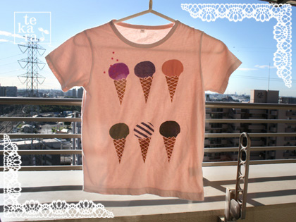 可愛いTシャツたち*_a0139874_16281766.jpg