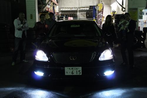 K田様、30セルシオご成約!! N野様 カイエンご成約!!_b0127002_2126467.jpg