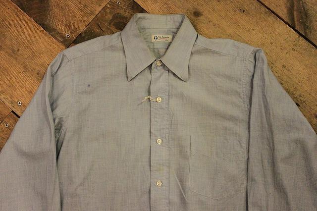マチ付きドレスシャツ_d0121303_18235665.jpg