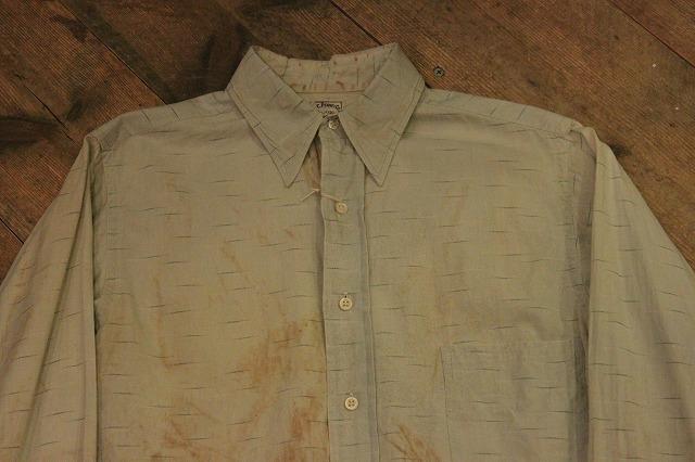 マチ付きドレスシャツ_d0121303_18493019.jpg
