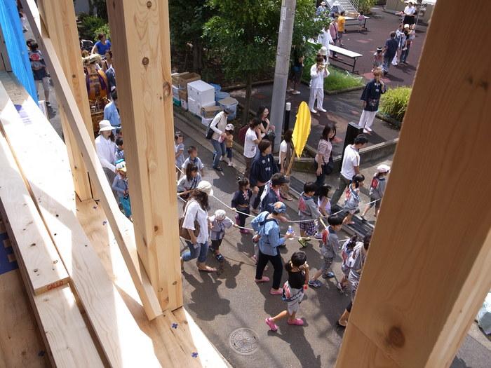 西新宿の家の建方_f0223603_7411733.jpg