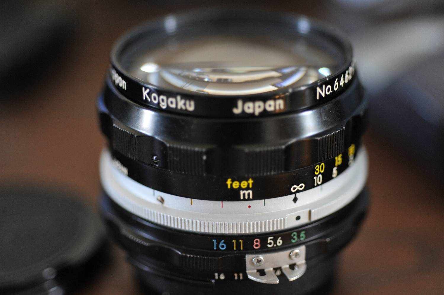 Nikkor-H 28mm F3.5 で 池田城へ...