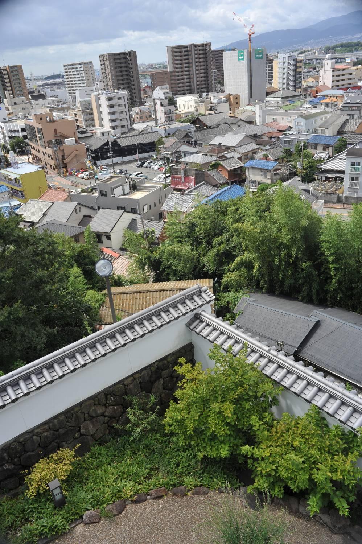 Nikkor-H 28mm F3.5 で 池田城へ_b0069128_23175057.jpg