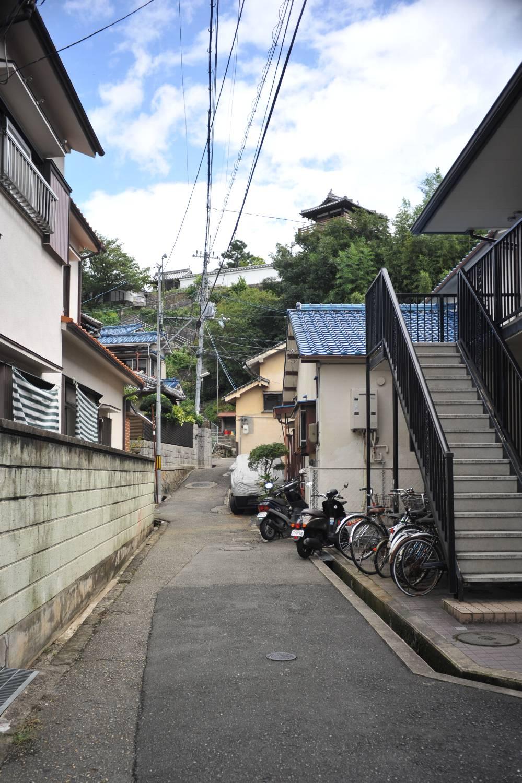 Nikkor-H 28mm F3.5 で 池田城へ_b0069128_2357233.jpg