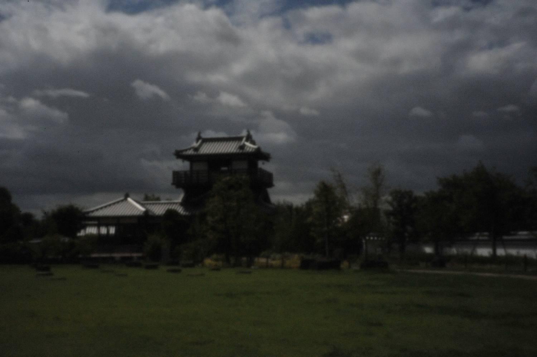 Nikkor-H 28mm F3.5 で 池田城へ_b0069128_2393786.jpg