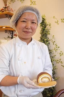 お米のケーキ&バームクーヘン コメル_f0050534_17445634.jpg